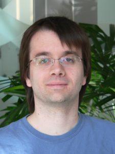 Nathan Snook headshot