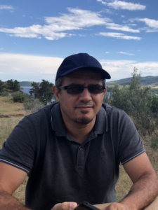 Sid Boukabara headshot