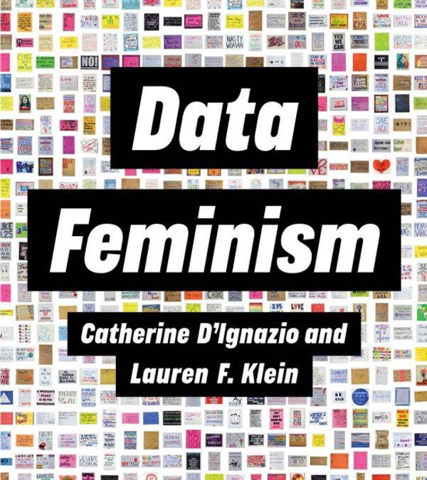 Cover of Data Feminism Book