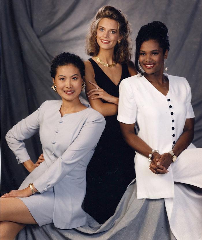 Multicultural Shirley Card from Kodak
